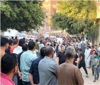 بين عشية وضحاها.. أهالي البدرشين يودعون 25 من شهداء لقمة العيش على «الأوسطي»