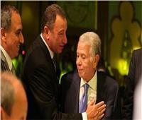 انطلاق حفل الأهلي لتكريم حسن حمدي وحسن مصطفى بمعهد الموسيقى العربية