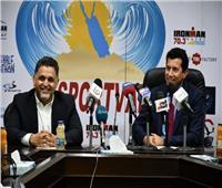 وزير الشباب: طموحنا لا ينتهي لاستضافة كبرى الأحداث الرياضية العالمية