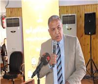 خلال الاحتفال بانتصارات أكتوبر.. نائب رئيس جامعة الأزهر: 30 يونيو امتداد لعبور73