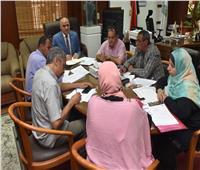 «جامعة الأقصر» تناقش قواعد قبول أصحاب «الالتماسات» للسكن بالمدن الجامعية