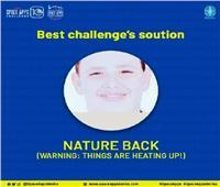 الطالب «عبدالله حلمي» يفوز بمسابقة ناسا لـ«تحدى التغيير المناخى»
