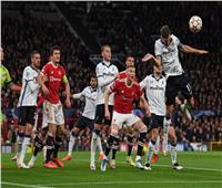 دوري الأبطال  أتالانتا يتقدم على مانشستر يونايتد بالهدف الأول