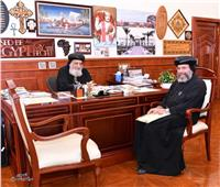 البابا تواضروس يستقبل عددًا من أساقفة الكنيسة الأرثوذكسية