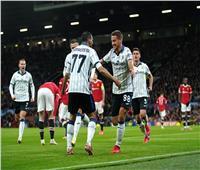 دوري الأبطال|نهاية الشوط الأول.. مانشستر يونايتد يتأخر بهدفين أمام أتالانتا