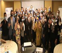 «السبكي» يكرم فريق رضاء المنتفعين ببورسعيد ويهدي درع الهيئة للمتميزين