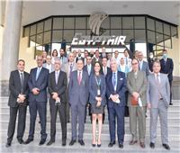 مصرللطيران تنتهي من تقييم المخاطر بجميع أنشطة الشركة