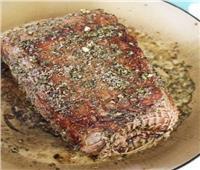 أطيب طبخة| لحم الضأن بالأعشاب من المطبخ الفرنسي