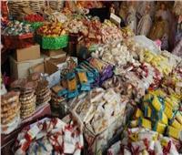 ضبط 23 طن حلوى «المولد النبوي» فاسدة قبل بيعها للمواطنين