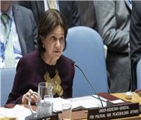 وكيلة الأمين العام للأمم المتحدة: ندعم خروج المرتزقة والقوات الأجنبية من ليبيا