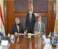 «التنمية المحلية» توقع عقداً لإدارة مخلفات مصرف كيتشنر بـ«الدقهلية»