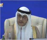 وزير الخارجية الكويتي يدعو لإخراج المرتزقة والقوات الأجنبية من ليبيا
