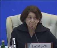 وكيلة الأمم المتحدة تدعو لإجراء الانتخابات الليبية في موعدها