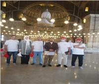 السياحة والآثار تنظم رحلة سياحية للفائزين بالمسابقة السياحية في «شمال سيناء»