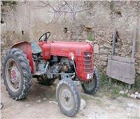 جرار يدهس مزارع أثناء مغادرته الحقل بالشرقية
