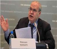 وفاة المفكر حسن حنفي أستاذ الفلسفة بجامعة القاهرة عن عمر 86 عاما