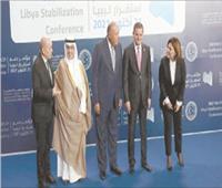 مشاركة مصرية قوية فى المؤتمر الدولى لدعم ليبيا