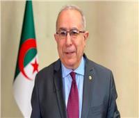 الجزائر تؤكد حرصها على دعم الأشقاء الليبيين لتجسيد أولويات المرحلة