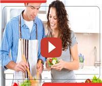 فيديوجراف | 5 أسرار للسعادة الزوجية