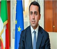 وزير الخارجية الإيطالي: ندعم الانتقال السياسي في ليبيا وانسحاب المرتزقة