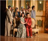 بالصور .. أول ليالي العرض المسرحي «حلم جميل»