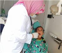 توقيع الكشف الطبي بالمجان على ١٤٦٣ مواطنا بدمياط