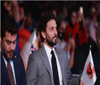 انتخابات الأهلي   حسام غالي يتقدم بأوراق ترشحه وينضم لقائمة الخطيب