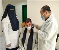 «صحة المنيا» تقدم خدمات طبية لـ1867 مواطنًا بقرية «جبل الطير»
