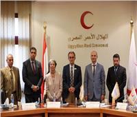 مصر تستضيف الاجتماع الأول لجمعيات الهلال الأحمر بدول شمال إفريقيا
