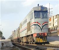 حركة القطارات  90 دقيقة متوسط التأخيرات بين «القاهرة والإسكندرية» 23 أكتوبر