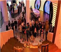 أعداد الزائرين بالجناح المصرى بإكسبو يتجاوز 115 ألف زائر