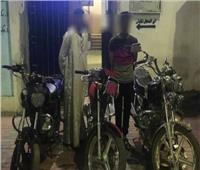 تجديد حبس عصابة سرقة الدراجات النارية في سوهاج
