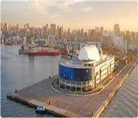 22 سفينة إجمالي الحركة الملاحية بموانئ بورسعيد