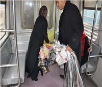 مترو الأنفاق للركاب: «لا تتعاطفوا مع المتسولين»