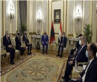 رئيسا الوزراء المصري والألباني يبحثان تعزيز التعاون بين البلدين