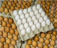 «التموين»: انخفاض أسعار البيض خلال أسبوع.. ولدينا مخزون استراتيجي في السلع