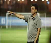 إيهاب جلال يوجه الشكر للاعبي بيراميدز بعد الفوز على عزام
