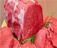 استقرار أسعار اللحوم الحمراء اليوم الأحد 24 أكتوبر