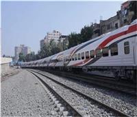 حركة القطارات  90 دقيقة متوسط التأخيرات بين القاهرة والإسكندرية.. الأحد