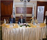 أمين مجلس الوحدة الاقتصادية: الرئيس السيسى لدية حكمة وبراعة فى إدارة مصر