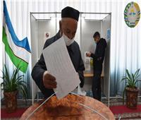 انتهاء عملية التصويت في الانتخابات الرئاسية بأوزبكستان