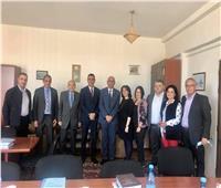 معهد الدراسات الشرقية بأرمينيا يستضيف «الدسوقى وعكاشة»