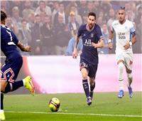الدوري الفرنسي| شوط أول سلبي بين مارسيليا وسان جيرمان