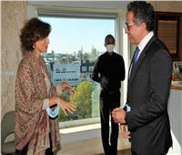 «العنانى».. هل يخلف الفرنسية «أودرى أزولاى» فى قيادة اليونسكو