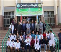 رئيس جامعة الأزهر يشارك في احتفال صيدلة القاهرة بالطلاب الجدد