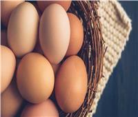 انخفاض أسعار البيض في المنافذ الحكومية الاثنين 25 أكتوبر