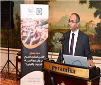 نائب وزير الإسكان يُشارك في ندوة عن ملف الأمن المائي العربي في ظل ندرة المياه