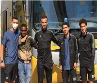 الاسماعيلي يغادر إلى الاسكندرية استعدادًا لمواجهة الأهلي