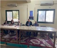 ندوة توعوية للمجلس القومي للمرأة بمدينة ملوى بالمنيا