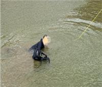 انتشال جثة غريق مجهول الهوية من نهر النيل في قنا